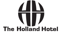The Holland Hotel Logo